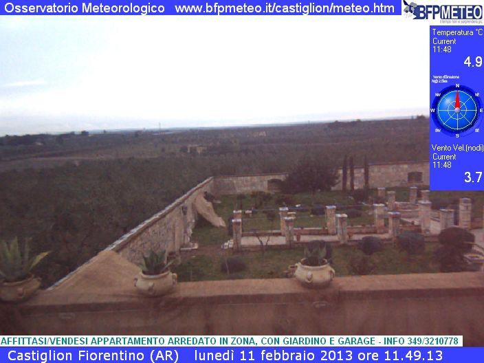 webcam castiglion fiorentino n. 46805