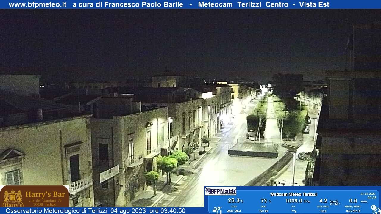 Webcam Terlizzi Centro Viale Roma